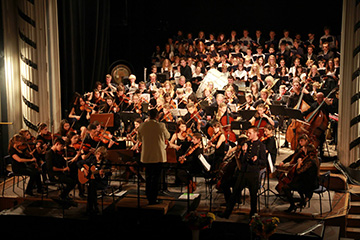 A Symphonic Project in Gorlice / Polen